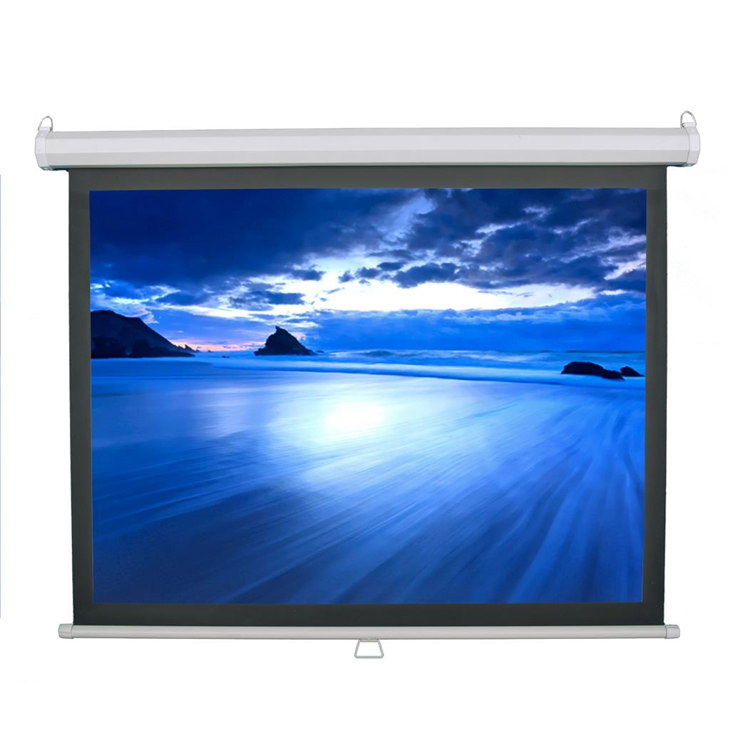 "Pantalla Manual basica 1:1,  70"" x 70"", Artlight"
