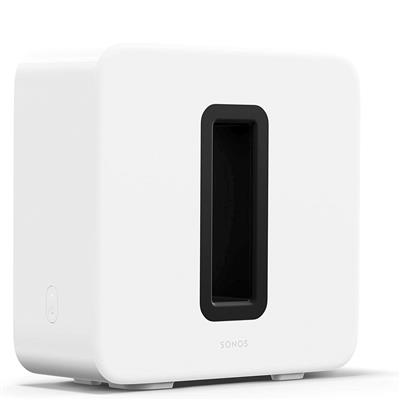 SONOS SUB (GEN3) WHITE Subwoofer inalámbrico, color blanco